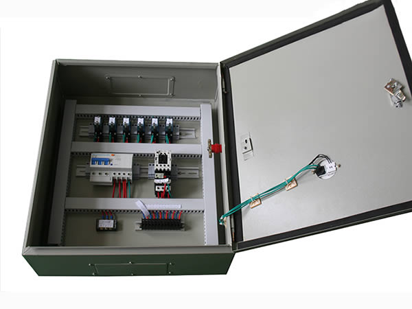 ... Cabinet Is A Power Distribution System Which Can Control The Start And  Stop Of The Oil Submerged Pumps In The Filling Stations. This Fuel Control  ...